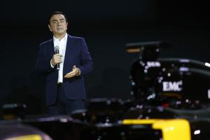 Ghosn resigns as Renault CEO