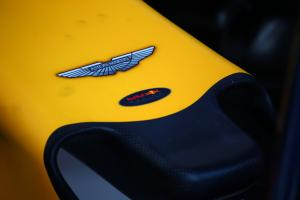 Red Bull reveals new logo with Aston Martin tie-up