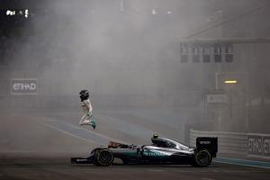 Nico Rosberg, Abu Dhabi GP, Mercedes, 2016,