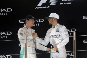 Rosberg hopes time will help repair Hamilton relationship