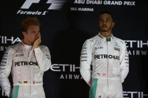 Wolff: Managing Hamilton-Rosberg like a volcano about to erupt