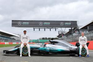 Mercedes sets launch plan for new W09 F1 car