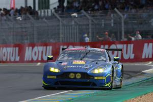 TF Sport submits entry for WEC 'super season'