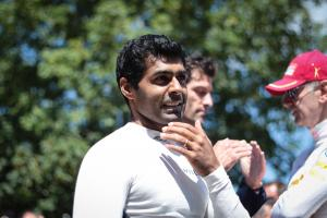 Chandhok rejoins Sky Sports F1 team for 2019