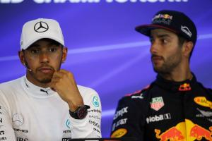 Ricciardo expecting Mercedes to 'turn up' in Australia