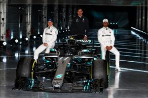Mercedes confirms launch date for 2019 F1 car