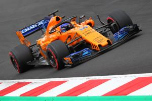 Brown hopeful Alonso will finish racing career at McLaren