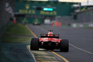Sebastian Vettel, DRS, Ferrari,