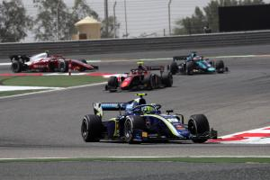 Bahrain - Feature race results