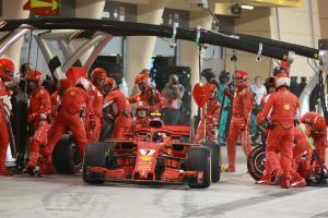 Injured Ferrari F1 mechanic returns for 2019 season