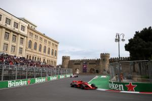 Azerbaijan GP wants return to June F1 date in 2019