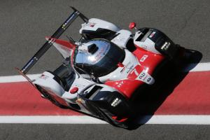 Conway leads Toyota 1-2 in Silverstone WEC FP1