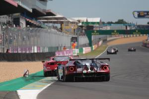 2018 24 Hours of Le Mans - Hour 4 Results