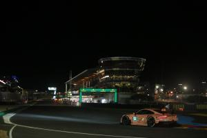 2018 24 Hours of Le Mans - Hour 10 Results
