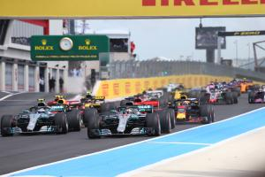 When is the F1 French Grand Prix and how can I watch it?