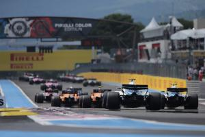 F1 confirms race weekend schedules for 2019