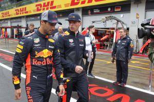 Verstappen unsure Ricciardo made right move for 2019