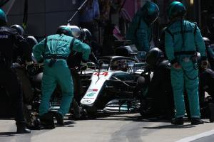 Why Mercedes' 'phantom' pit stop was 'all part of the game'
