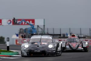 WEC 6 Hours of Silverstone - Race Results