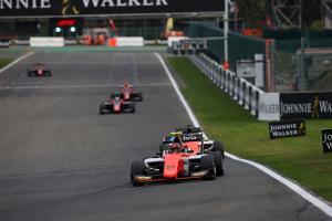 GP3 Belgium - Race 1 Results
