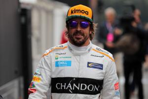 Alonso: Spa qualifying not McLaren's lowest point of 2018