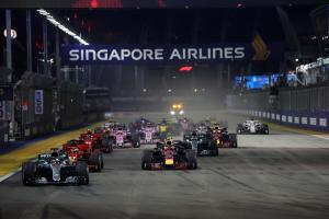 When is the F1 Singapore Grand Prix and how can I watch it?