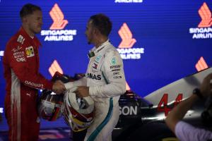 Comebacks show Vettel can beat Hamilton to title – Horner