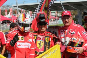 In the race for F1's 'best fans', Japan comes up trumps