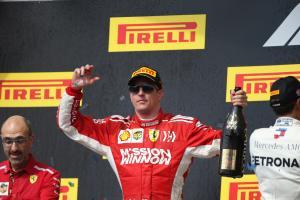 Raikkonen: 2018 US GP F1 victory came 'quite easily'