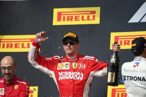 Raikkonen: 2018 US GP F1 victory came 'quite easily'