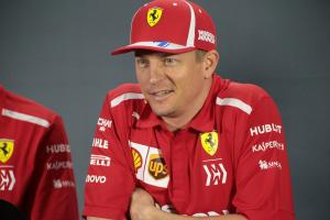 F1 Gossip: Raikkonen 'has fun' at FIA prize giving party