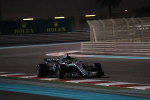 Hamilton ends F1 season with Abu Dhabi victory