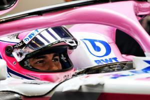 Perez: Racing Point has set 'extreme' targets for F1 2019