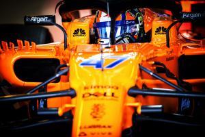 McLaren completes 2019 F1 power unit fire-up
