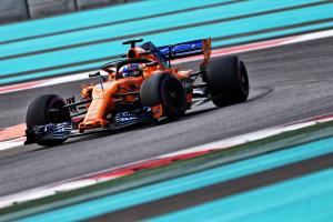 Brown: McLaren anticipating 'good' 2019 F1 car