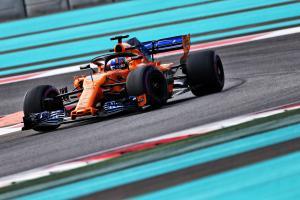 Brown: McLaren anticipating 'good' 2019 F1 car