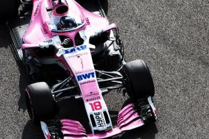 Renamed Force India F1 squad set to keep pink livery in 2019