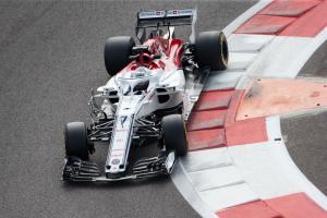 Raikkonen expected bigger difference between Ferrari and Sauber