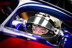 Kvyat 'comfortable and confident' on F1 return