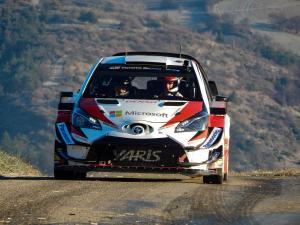 Rallye Monte-Carlo - Shakedown results