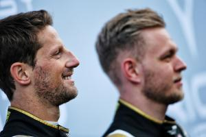 Haas retains Grosjean alongside Magnussen for F1 2020