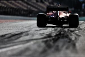 Barcelona F1 Test 1 Times - Monday FINAL