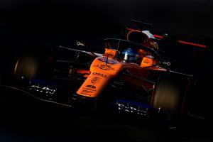 Sainz keeps McLaren on top as Ferrari suffers F1 test setback