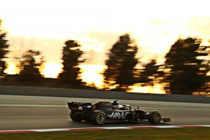 F1 Barcelona Pre-Season Test 1 - Driver Line-Ups