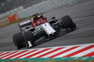 Raikkonen has 'no expectations' for Alfa Romeo in F1 2019