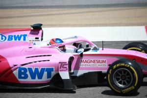 Formula 2 Bahrain - Qualifying Results