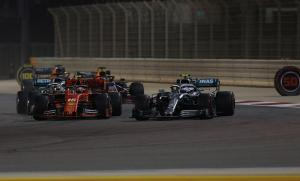 Bottas: Ferrari's straight-line speed a worry