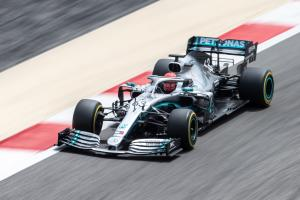 Mercedes not comparing Russell and Bottas in Abu Dhabi test