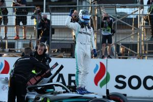 Bottas: Small margins and tow key to Azerbaijan GP pole