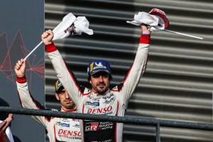 Alonso: WEC crown wouldn't be on par with F1 titles